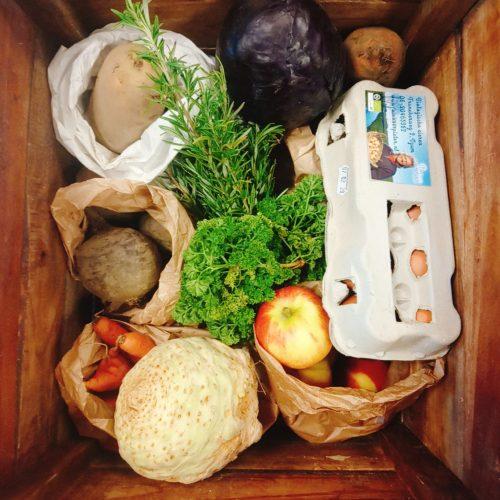 Duurzame supermarkt